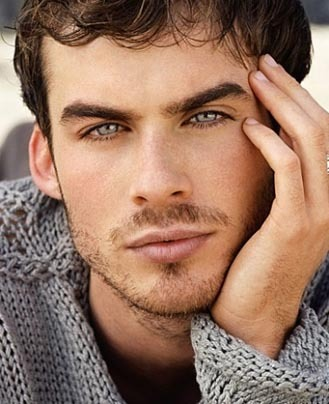 hari 6 – Your favorit actor Ian Somerhalder