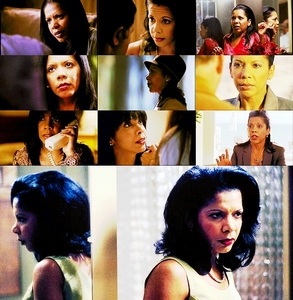 Day 16: [b]Favorite villain[/b]  Hands down, NO contest, this honor goes to Sherry Palmer! It's very
