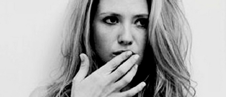 ^ Stop following me! [b]Day One: Your kegemaran Actress At The Moment[/b] Anna Torv