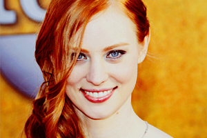 Red haired actresses under 20