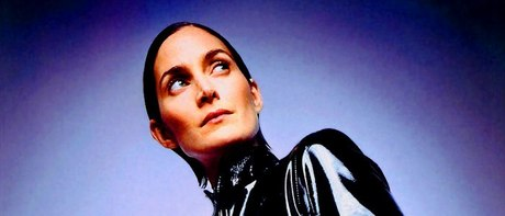 [b]Day Six: An Actress Who Reminds आप Of A Movie[/b] Carrie-Anne Moss - The Matrix Trilogy. Too ico
