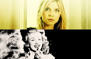 <b>Day 1: Your kegemaran Actress at the moment</b> Tie between Clemence Poesy and Marilyn Monroe =)