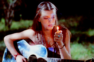 [b]Day 11: An Actress from your kegemaran movie[/b] Milla Jovovich - Dazed and Confused