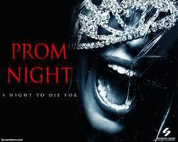 1. favori horror movie remake i have other faves too but im going with prom night