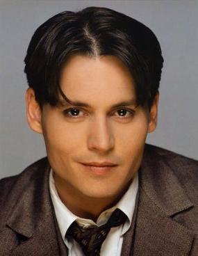 Johnny Depp Finding Neverland yeah he s really hot like fire