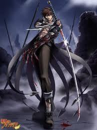 Name: Shinike Shibana Alias: Shinike of the Blade Height: 6'5 Weight: 210 Age: 1267 (appears to b