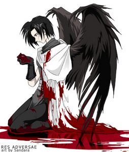 If people are curious what a sprite looks like here is an image. subtract the blood and add the serpe
