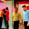 Horta {I cinta that little creature} Mirror, Mirror vs The Trouble with Tribbles