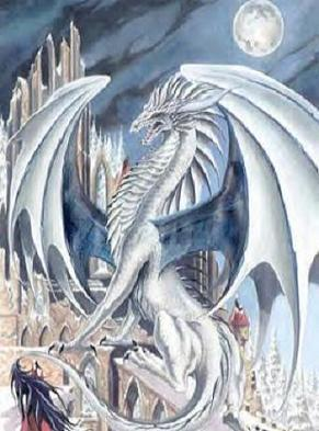 i dk....... I like this dragon only smaller so I could ride it.  SHE would look just like this, onl