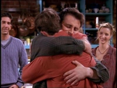love chandler and joey:)