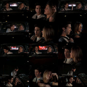 Rachel: God. I forgot how much I love driving. I have got to get my license renewed.