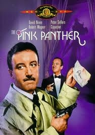 The Pink Panther. One of my favorite classic comedies!