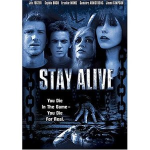 It was ok.If you like horror games like me,you can enjoy while watching it. Also I like the cast.