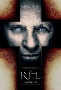 the last movie i saw was 'the rite'.. it was ok.. i guess.. maybe *** ..  i love sir anthony hopkin