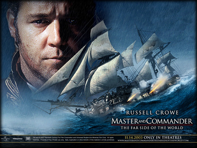 Master and Commander = 10/10 FABULOUS movie
