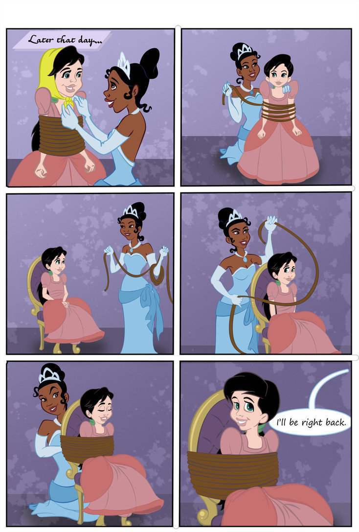 Секс с диснеевскими принцессами158