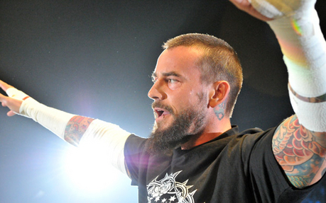 Of course! Cm Punk is a Raw memeber now! He rulz...!! =)