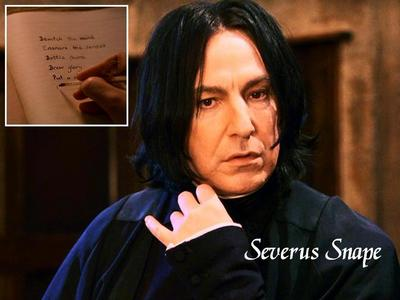 For a man it would be Alan Rickman!