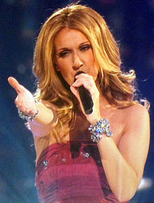 HUGE FAN! Juste created a Fan site dedicated to Celine Dion at http://SoCelineDion.com real time news