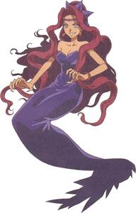 I-izul (mermaid melody pichi pichi pitch)
