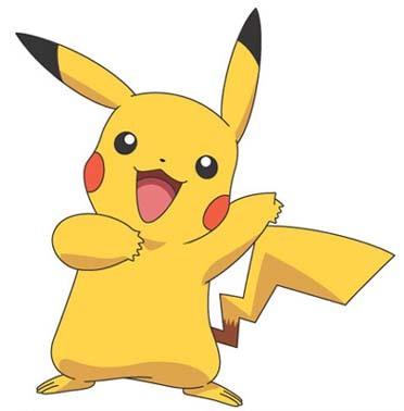 P- Pikachu(Pokemon)