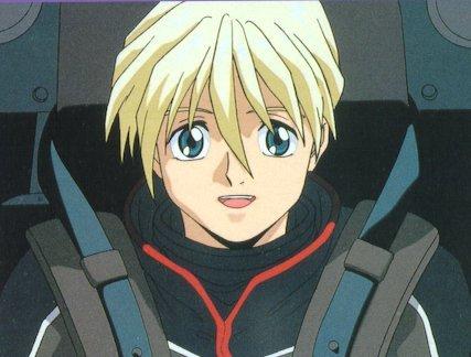 Q- Quatre Raberba Winner( Mobile Suit Gundam Wing)