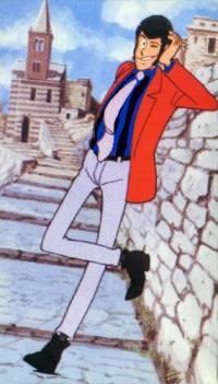 A- Arsene Lupin III(Lupin the 3rd)