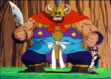 O- Ox King(Dragon Ball Z Kai)