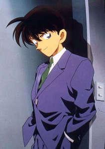 S- Shinichi Kudo(Detective Conan)