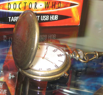 fob watch! (this isn't mine, it's just a picture of a fob watch...)