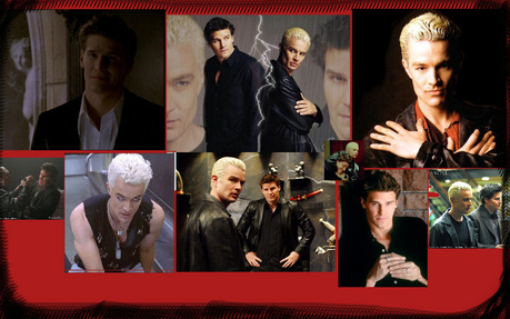 SPIKE PICSPAM TIME! Well, Angel's in some of them. :)