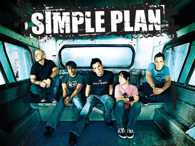 That's Simple Plan, Andie. Simple Plan: noun, definition: BADASS BAND. Especially Jeff.