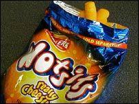 Umm...cheetos.? :) x