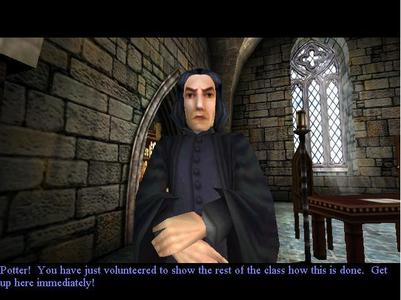 here - 'tis Snape :D