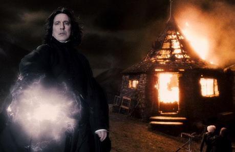 Snape is frakin awsome!