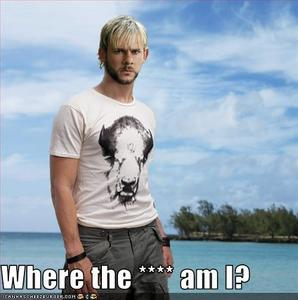 i never got into Lost, but i kinda wish i had :D