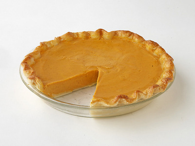 Pie owns.