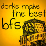 Hufflepuff icon spam!!!