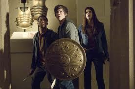 i'm a fan of percy jackson