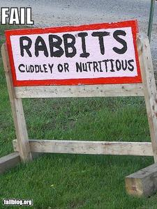 EWWWWWWWWWWWWWWWWWWWWWWWww I had an uncle who cook's rabbits 