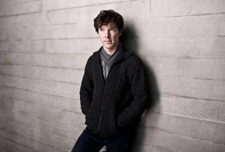 Im watching Sherlock. XD And after, AVPM!