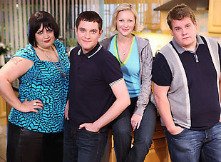 So...what's occurin'? I've been watching tooo much Gavin and Stacey :) Youuuu shhlaaagg >.< x