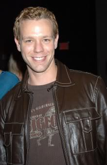 I'm married to..Adam Pascal :) Ты may not know him, but LOOKIT!! :D