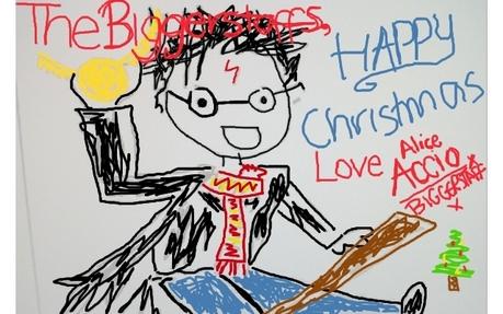 I've written a family xmas card :) x HAPPY CHRIIIIIIIIISSSSSSTMAAAAAAAAAAAAAAAAASSSSSSSSS :D :D xx
