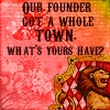 That's right, what does your founder have? /:)