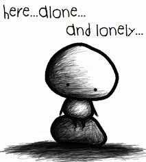 I feel lonely here >.<