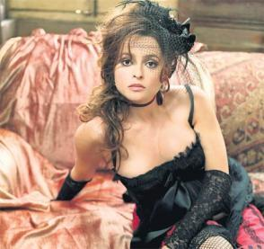 Helena Bonham Carter = Best actress on Earth
