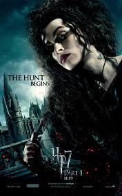 But Bellatrix is amazing, it's really undeniable!