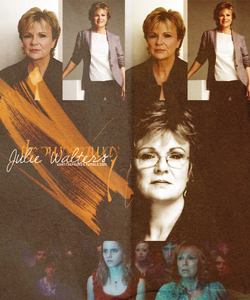 some of my favourite actrices ; julie walters