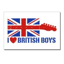 I know! We're not THAT cool :L My personal favourite thing about britain >.< x I can speak in a posh
